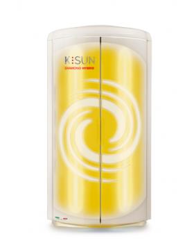"Вертикальный солярий ""K Sun Diamond Hybrid"""