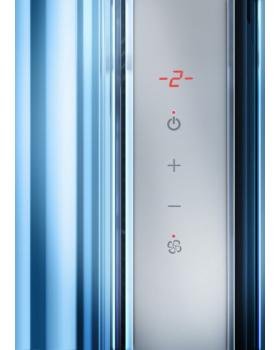 """Вертикальный солярий """"Luxura V6 44 XL BALANCE ULTRA"""""""