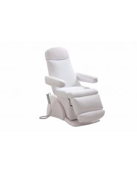 """Косметологическое кресло-кушетка """"IONTO-KOMFORT XTENSION LIEGE"""" (5М) + подогрев, педаль"""