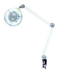 """Лампа-лупа на струбцине """"х01а"""""""